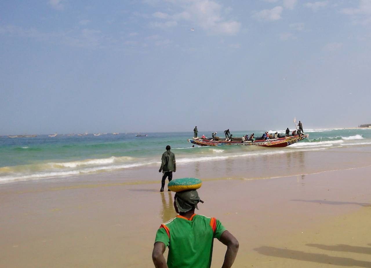 "Déclaration de Nouakchott sur la ""Fisheries Transparency Initiative"""